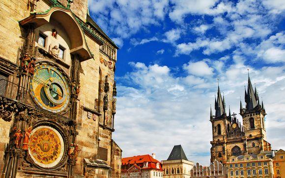 Welkom in ... Praag