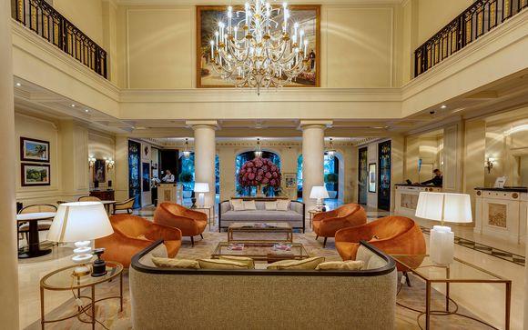L'Hotel Hermitage 5*
