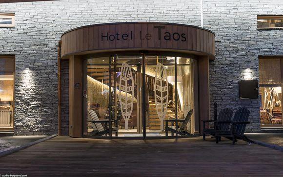 Hotel Le Taos 4*