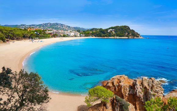 Estate a 4* a due passi dalla spiaggia di Fenals