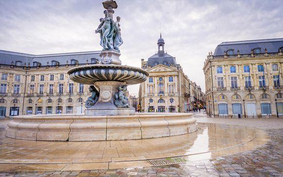 Burdeos, en Francia, te espera