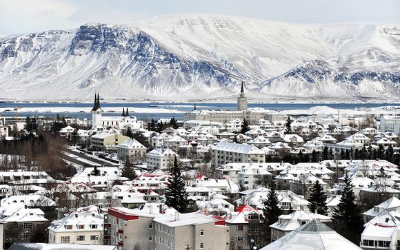 Willkommen in Reykjavik
