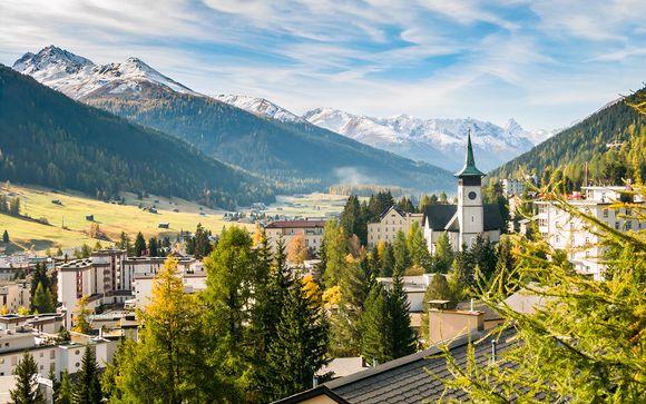 Willkommen in... Davos!