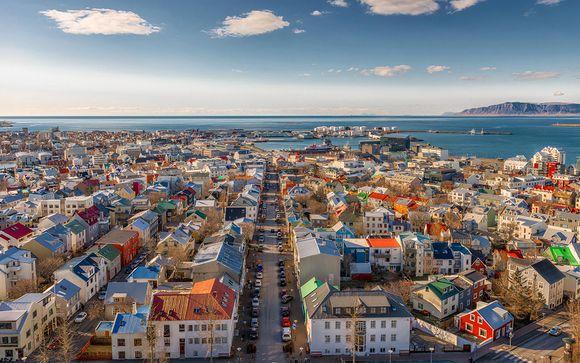 Reykjavik, en Islandia, te espera