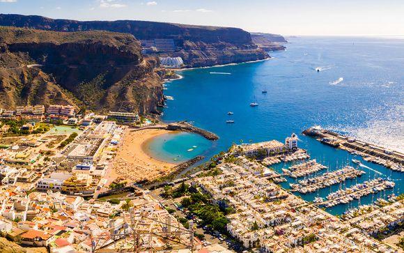 Mogán, en Gran Canaria, te espera