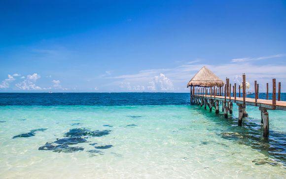 Willkommen in Cancun