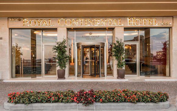 L'Hotel Royal Continental 4*
