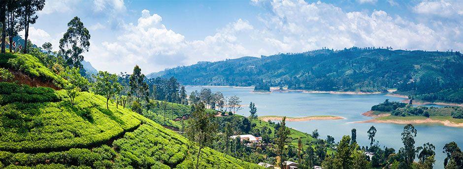Urlaub in Sri Lanka