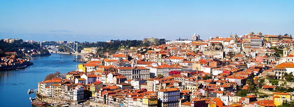 Estancias en Oporto