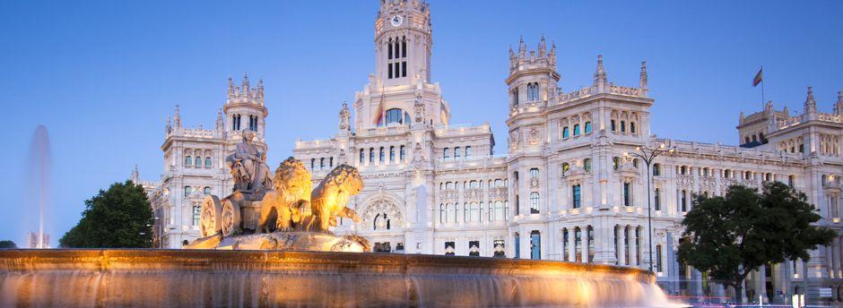 Hoteles en Madrid: disfruta de la ciudad que no descansa