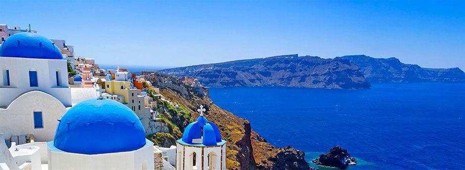 Ofertas de último minuto a Grecia