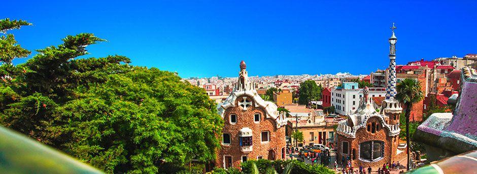 Viajes a Barcelona
