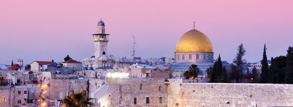 Viajes  Jerusalén