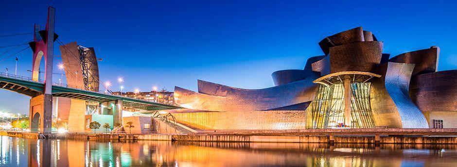 Hoteles en Bilbao