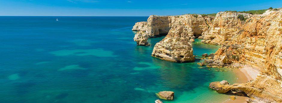 Escapadas de fin de semana a Algarve