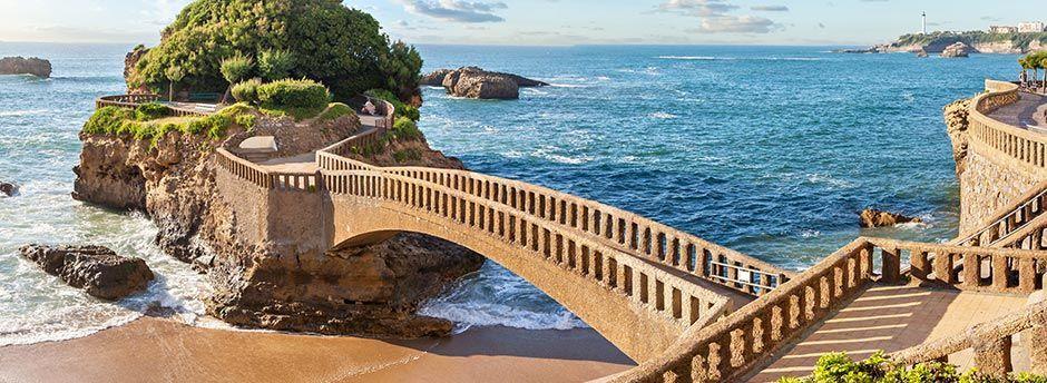 Séjours à Biarritz