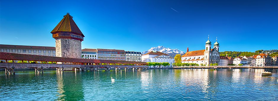 Hôtel en Suisse