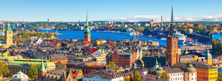 Séjours à Stockholm