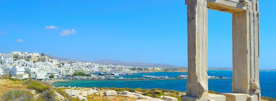Séjours à Naxos