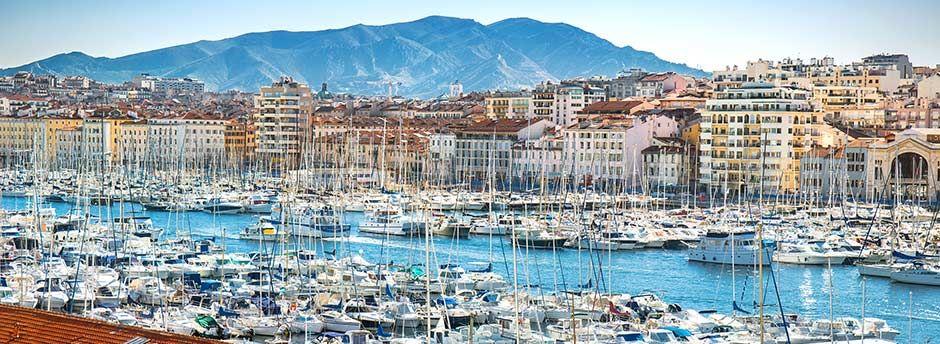 Week-ends à Marseille