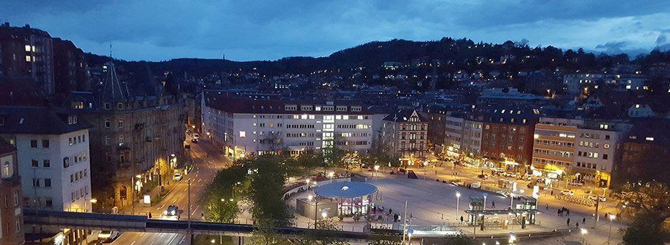 Week-ends à Stuttgart