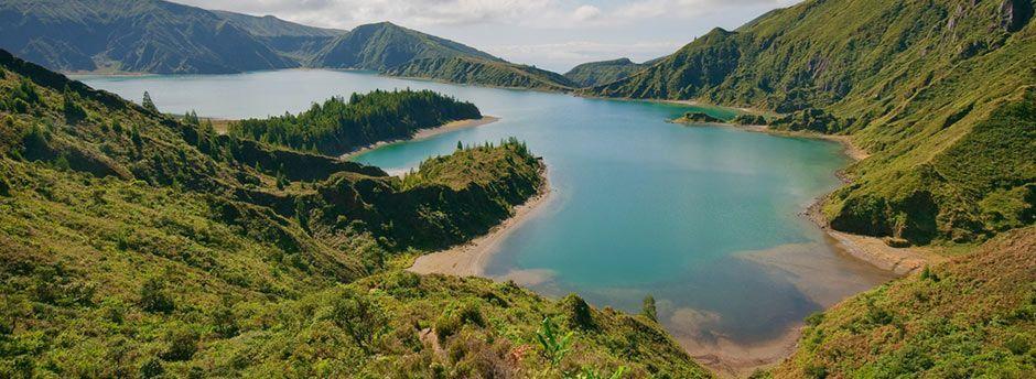 Voyage dans les Açores