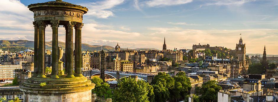 Séjours à Edimbourg