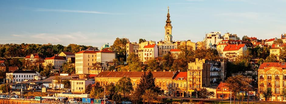 Voyage en Serbie