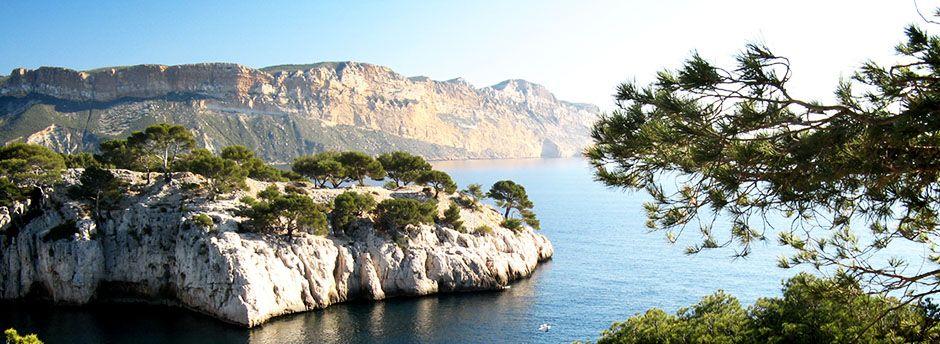 Weekend en amoureux en PACA au sud de la France