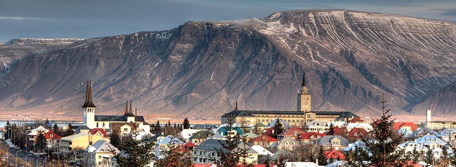 Week-ends à Reykjavik
