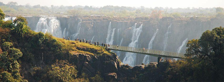 Voyage au Zimbabwe