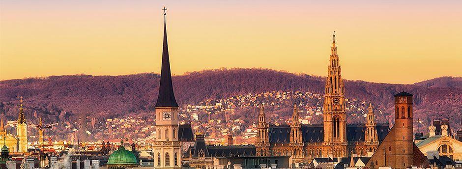 Hôtels à Vienne