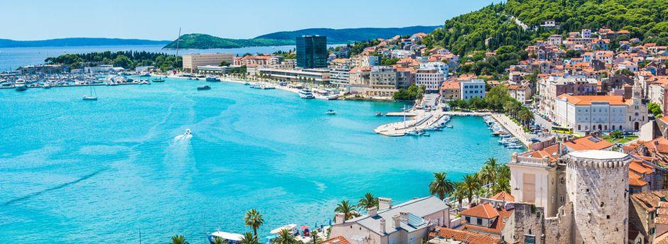 Dernières minutes en Croatie