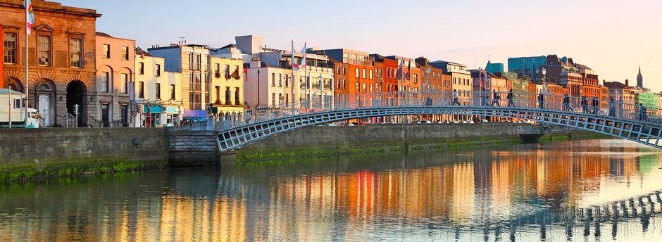 Innamorati dell'Irlanda nelle tue vacanze in famiglia a Dublino