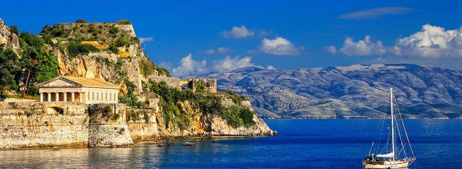 Goditi le tue meravigliose vacanze in famiglia a Corfù