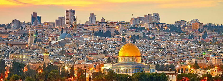 Offerte last minute per Israele