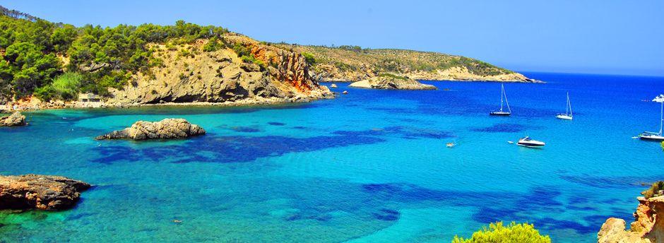 Vieni a trascorrere le tue vacanze in famiglia a Ibiza