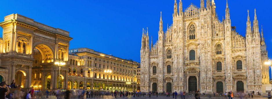 Viaggi a Milano
