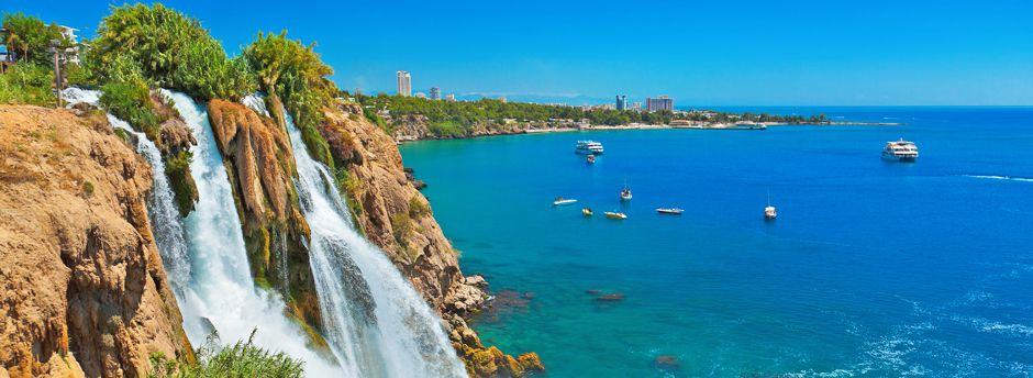 Vacanze a Antalya