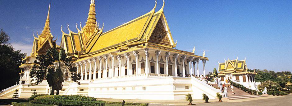 Vacanze in Cambogia