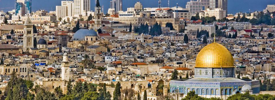 Viaggi a Gerusalemme