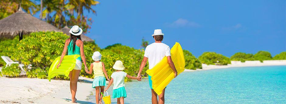Le nostre offerte in corso per vacanze al mare con bambini.