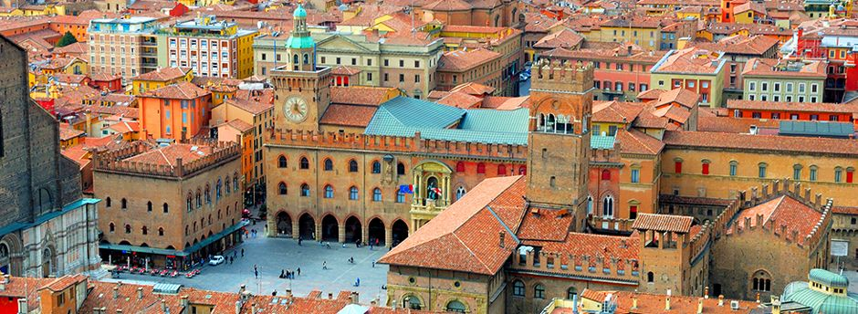 Weekend a Bologna