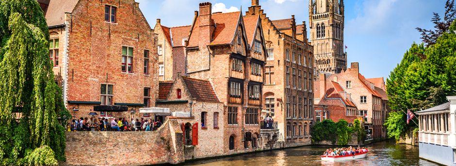 Weekend a Bruges