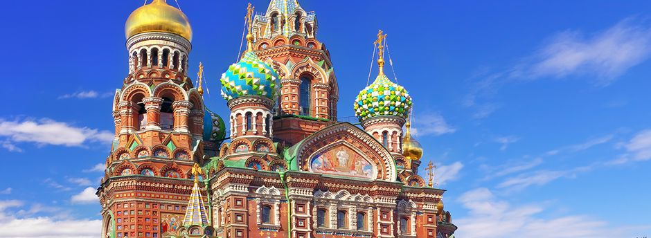 Viaggi a Russia