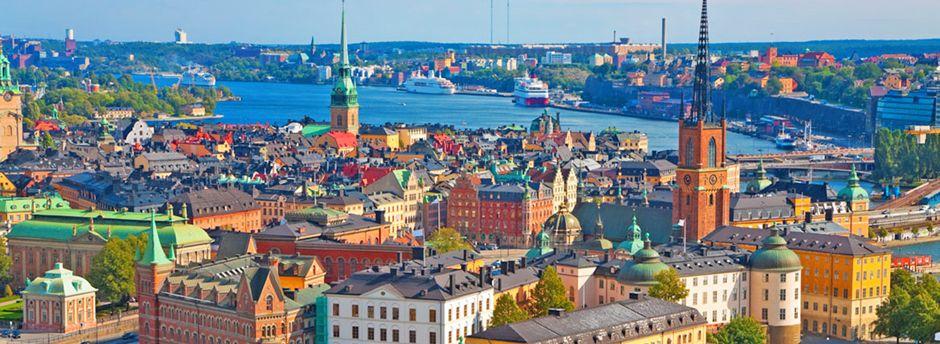Viaggi a Stoccolma