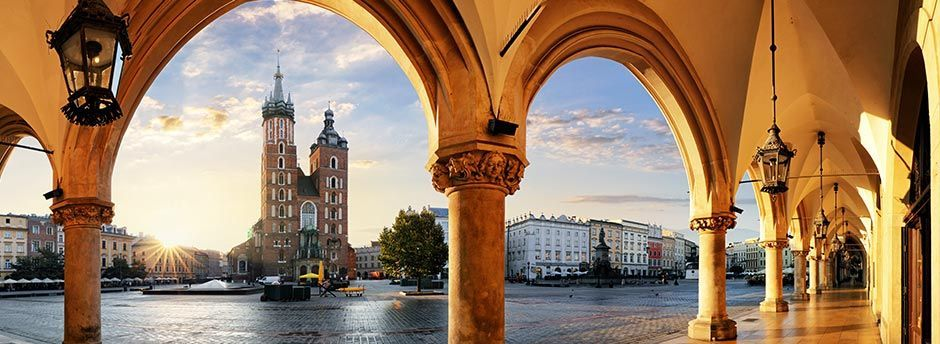 Holidays to Krakow
