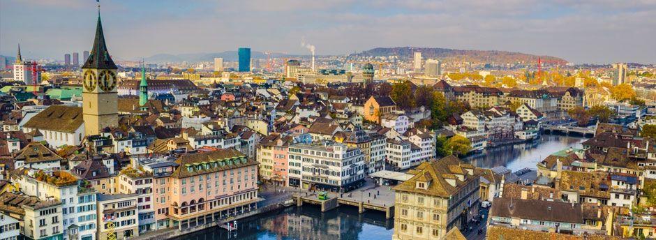 Holidays to Zurich