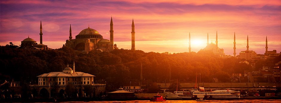 Experience where east meets west with Istanbul breaks