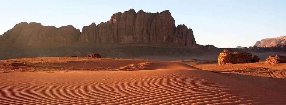 Holidays to Jordan